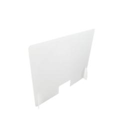Plexiglas beshermwand