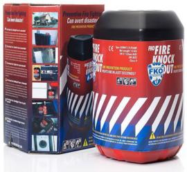 Fire Knock Out automatische brandblusser 1,6 kilo