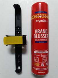 Prymos spray brandblusser Voertuigen inclusief houder met sluitband