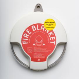 Fireblanket blusdeken extra veiligheid 1,1 x 1,3 meter
