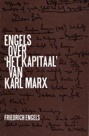 Over 'Het Kapitaal' van Karl Marx - schrijver:  Friedrich Engels.