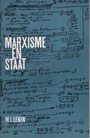 Marxisme en staat - schrijver:  W. I. Lenin.