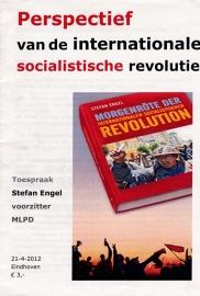 Perspectief van de internationale socialistische revolutie - schrijver: S. Engel