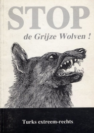 STOP de Grijze Wolven! - schrijver: comité Stop de grijze wolven.