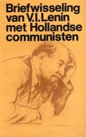 Briefwisseling van V.I. Lenin met Hollandse communisten - schrijver: W. I. Lenin.