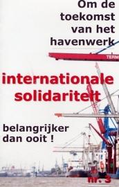 Om de toekomst van het havenwerk nr. 3. Internationale solidariteit belangrijker dan ooit! - schrijver: Rode Morgen