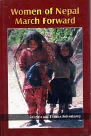 Women of Nepal March Forward - schrijvers: G. en T. Beisenkamp.
