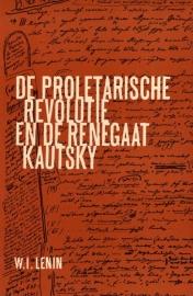 De proletarische revolutie en de renegaat Kautsky - schrijver: W. I. Lenin.