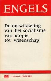 De ontwikkeling van het socialisme van utopie tot wetenschap - schrijver: Friedrich Engels.