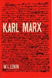 Karl Marx - schrijver: W. I. Lenin.
