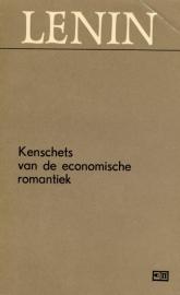 Kenschets van de economische romantiek - schrijver: W. I. Lenin.