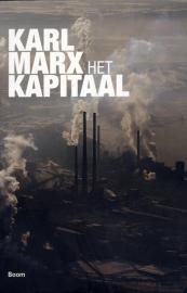 Het kapitaal - schrijver Karl Marx.