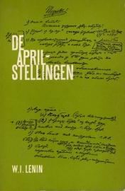 De april-stellingen - schrijver: W. I. Lenin.