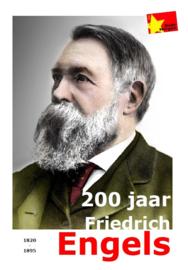 Brochure 200 jaar Friedrich Engels