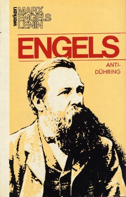 Anti-Dühring - schrijver Friedrich Engels.