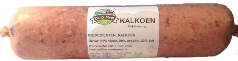 Dailymeat Kalkoen mix 1000gr