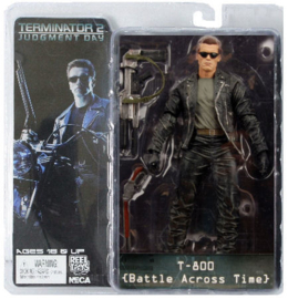 Terminator 2 T-800 Battle Across Time