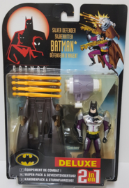 Batman Deluxe 2 in 1 - Silver Defender Batman