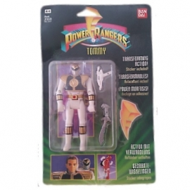 Power Rangers Auto Morphin Wit