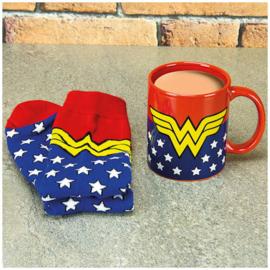 Wonder Woman Mok en paar Sokken