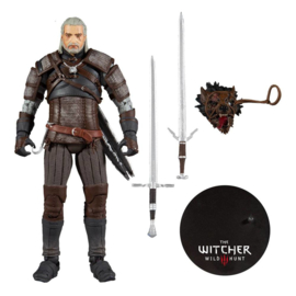 The Witcher Action Figure - Geralt 18 cm