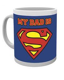 Superman Mug - My Dad Is Super