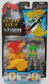 The adventures of Batman and Robin - D.U.O. Force - Air Strike Robin