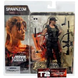 Terminator 2 Sarah Connor