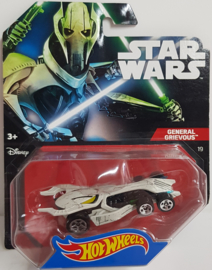 Star Wars Hot Wheels - General Grievous