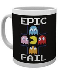 Pac-Man Mug Epic Fail