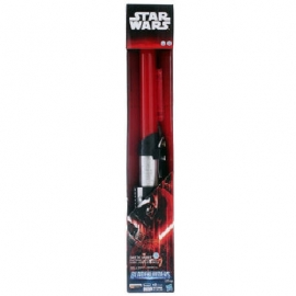 Star Wars Lightsaber Rood