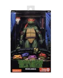 Teenage Mutant Ninja Turtles - 4 Turtles (18 cm)