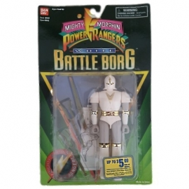Power Rangers Battle Borg Wit