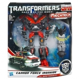 Transformers Cannon Force Ironhide