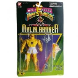 Power Rangers Ninja Geel