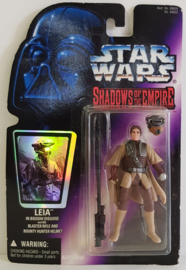 Star Wars - Shadows of the Empire - Leia in Boushh disguise