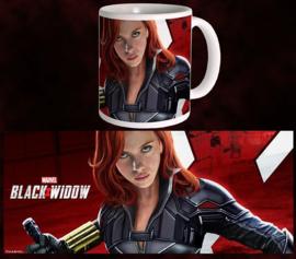 Black Widow Movie Mug