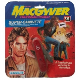 Macgyver Swiss Knife Zakmes