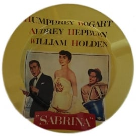 Audrey Hepburn Sabrina Asbak