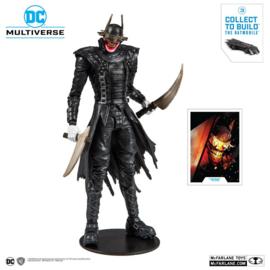 Dark Nights: Metal - The Batman Who Laughs 18 cm (Build A Action Figure)