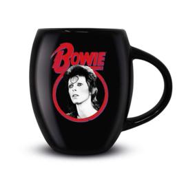 David Bowie Oval Mug - Classic Rock
