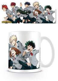 My Hero Academia Mug - School Dash