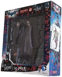 The Dark Knight The Joker Mafex