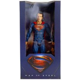 Superman Man Of Steel Blauw 45 cm Schaalmodel