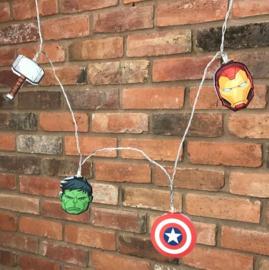 Marvel Comics 2D String Lights - Avengers