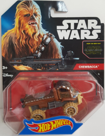 Star Wars Hot Wheels - Chewbacca