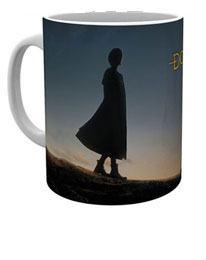 Doctor Who Mug 13th Doctor Silhouette