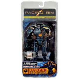 Pacific Rim Jaeger Gipsy Danger Anchorage Attack