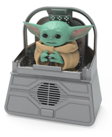 Star Wars The Mandalorian Speaker - The Child Dancing