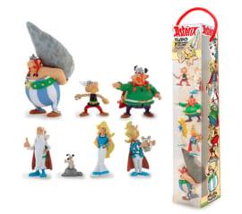Asterix Mini Figure 7-Pack Characters 4 - 10 cm